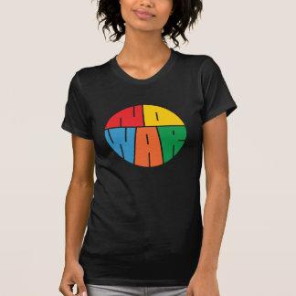 No War Word Art T-Shirt