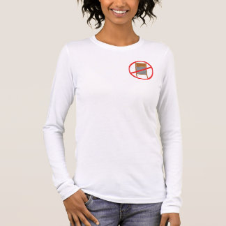 No Washboards! Long Sleeve T-Shirt