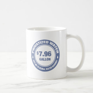 No Water Barons! Coffee Mug