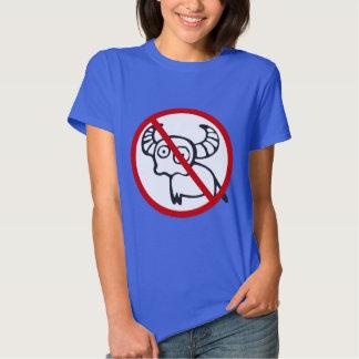 NO Water Buffalo ⚠ Funny Asian Thai Sign ⚠ Shirt