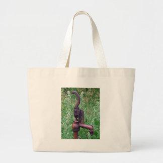 No Water Large Tote Bag