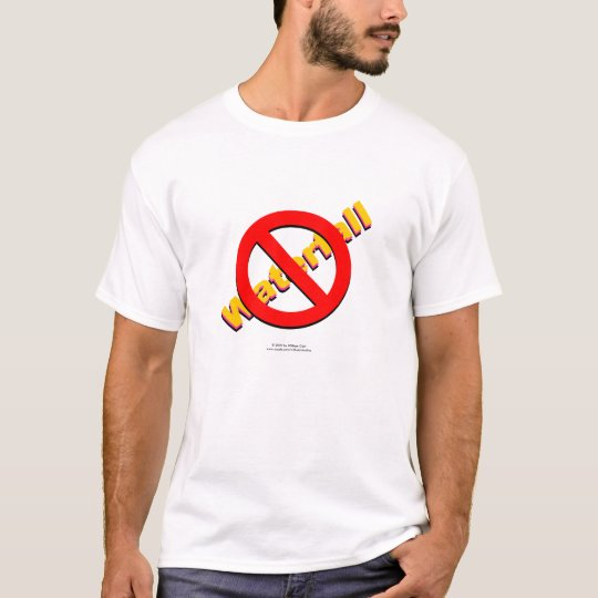 No Waterfall T-Shirt