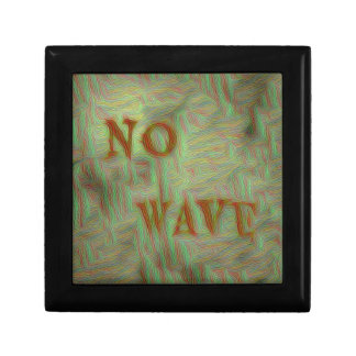 No Wave Soft Grungy Design Gift Box