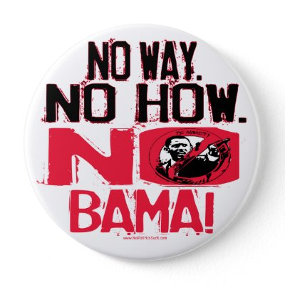 no way obama
