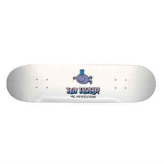 No Way! Skateboard