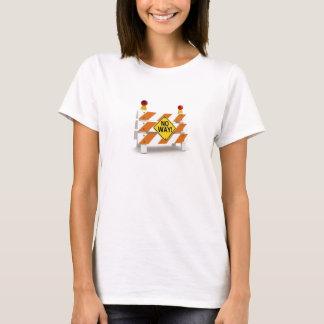 No way! - T-Shirt