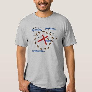No Whammies! Geocaching T-Shirt