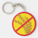 No Wheat Key Chains