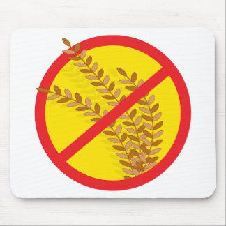 No Wheat Mousepads