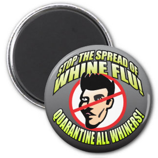 No Whiners Fridge Magnet