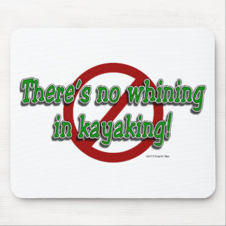 No Whining! Mousepads