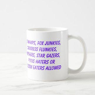 No Wimps or Birthers Congress Mug