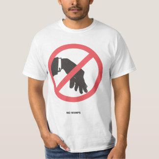 No Wimps Tee Shirt