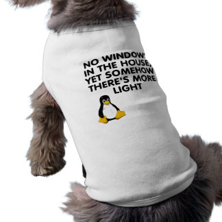 No windows in the house... T-Shirt