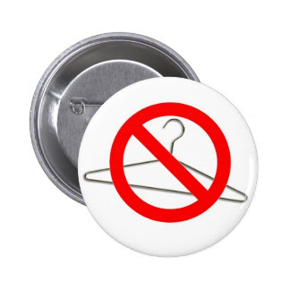 No Wire Hangers!!! Button