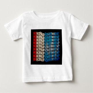 No World Government Baby T-Shirt