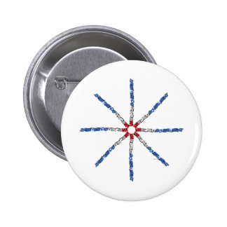 No World Government Pinback Buttons