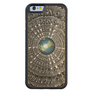 No World Government Carved® Maple iPhone 6 Bumper Case