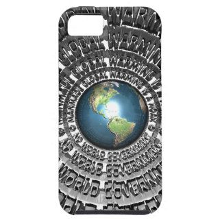 No World Government iPhone 5 Case