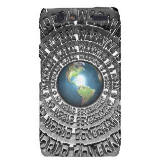 No World Government Motorola Droid RAZR Case