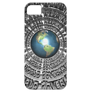 No World Government iPhone 5 Covers