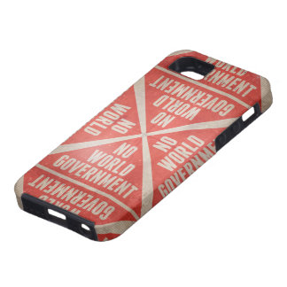No World Government iPhone 5 Cases