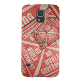 No World Government Galaxy S5 Covers