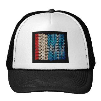 No World Government Hat