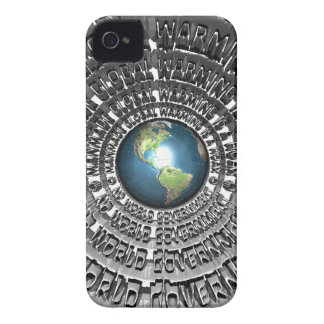 No World Government iPhone 4 Case