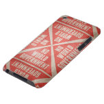No World Government iPod Touch Cover