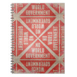 No World Government Note Book