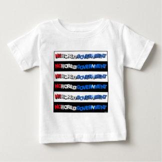 No World Government T-shirts