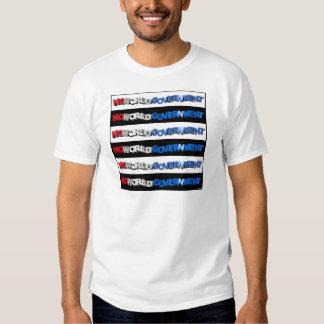 No World Government Tee Shirt
