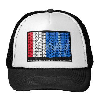No World Government Trucker Hat