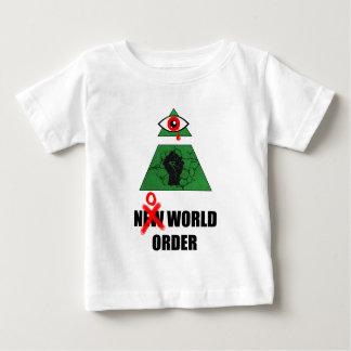 No World OIrder T-shirts