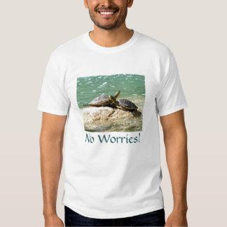 No Worries Turtles Shirts