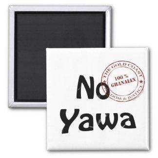no yawa 2 inch square magnet