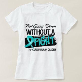 No yendo abajo sin una lucha - cáncer ovárico polera
