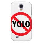 NO YOLO! SAMSUNG GALAXY S4 CASE