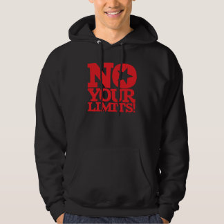 No Your Limits! Hoodie