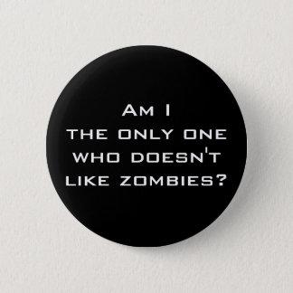 No Zombies Button