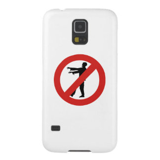 No Zombies Case For Galaxy S5