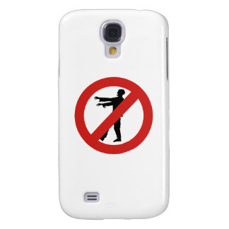 No Zombies Samsung S4 Case