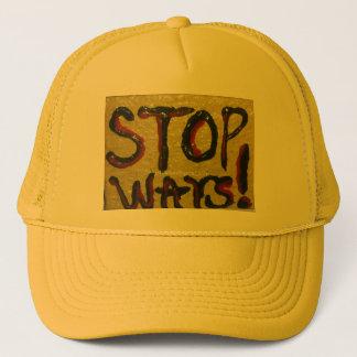 No Zombies,trucker cap