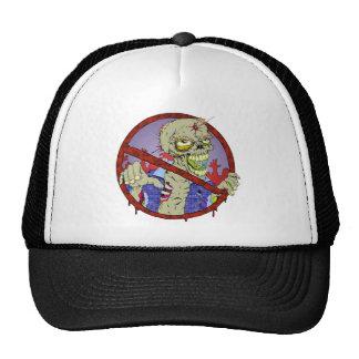 No Zombies Trucker Hat