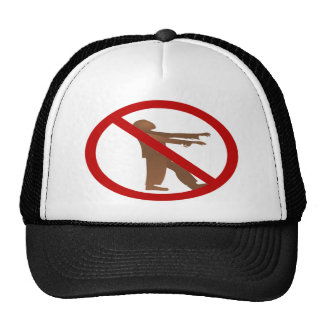 No Zombies Trucker Hat
