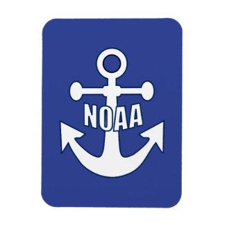 NOAA Anchor Emblem Magnet