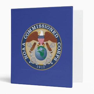 NOAA Commissioned Corps Binder