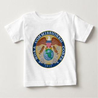 NOAA Commissioned Corps seal Baby T-Shirt