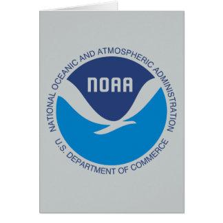 NOAA GREETING CARD